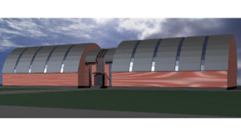Спортивный комплекс № SK-124