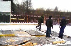 Строительство коттеджа в Московской области