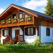 Технологии строительства домов из дерева
